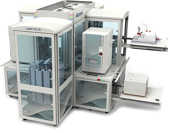 Certus Flex Integration in Labcyte Access System
