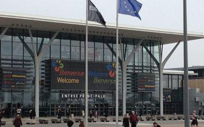Global Eurexpo Ausstellung Lyon, Frankreich