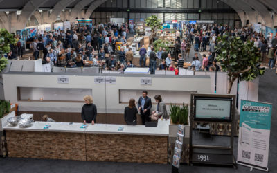 FHI Laboratorium Technologie Labautomation 2019 exhibition, Netherlands