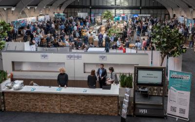 FHI Laboratorium Technologie Labautomation 2019 Ausstellung, Niederland