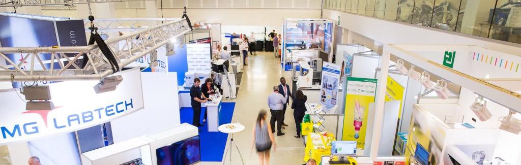 SLAS 2019 Europe exhibition, Spain.