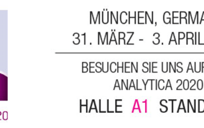 Analytica 2020 Exhibition, Munich Germany