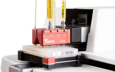 The Certus Flex is well suited for assay development and enzymology