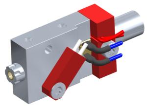 Valve-heater-1-4-28UNF-L300S